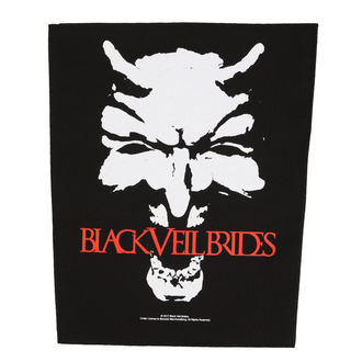 patch large BLACK VEIL BRIDES - DEVIL - RAZAMATAZ, RAZAMATAZ, Black Veil Brides