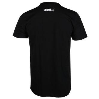 t-shirt hardcore men's - MAD HATTER - GRIMM DESIGNS, GRIMM DESIGNS