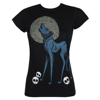 t-shirt hardcore women's - LONER - GRIMM DESIGNS, GRIMM DESIGNS