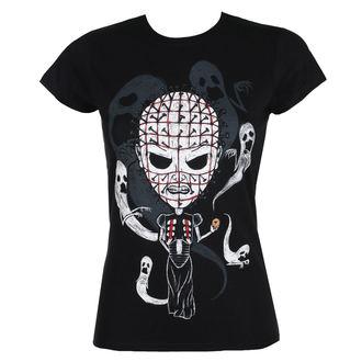 t-shirt hardcore women's - PINHEAD - GRIMM DESIGNS, GRIMM DESIGNS