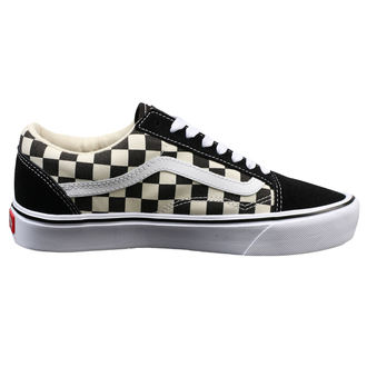 low sneakers men's - UA OLD SKOOL LITE (Checkerboard) - VANS, VANS