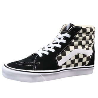 high sneakers men's - UA SK8-HI LITE (Checkerboard) - VANS