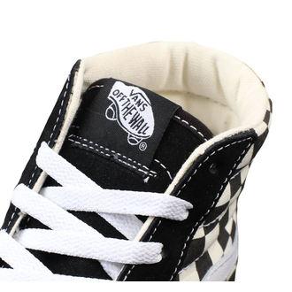 high sneakers men's - UA SK8-HI LITE (Checkerboard) - VANS