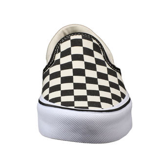low sneakers men's - UA SLIP-ON LITE (CHECKERBOARD) - VANS, VANS