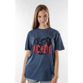 t-shirt metal men's AC-DC - AMPLIFIED - AMPLIFIED, AMPLIFIED, AC-DC
