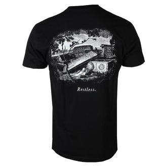 t-shirt men's - Restless - BLACK CRAFT, BLACK CRAFT