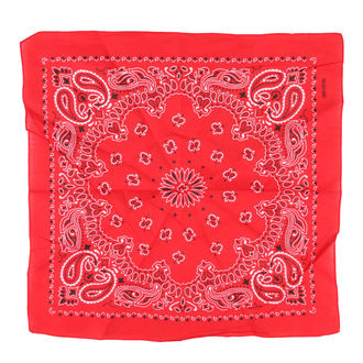 Kerchief Rockabella - BAND ONE - RED, ROCKABELLA