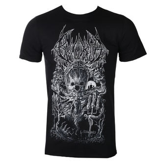 t-shirt metal men's Bloodbath - MORBID - PLASTIC HEAD