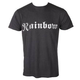 t-shirt metal men's Rainbow - LONG LIVE ROCK N ROLL - PLASTIC HEAD, PLASTIC HEAD, Rainbow