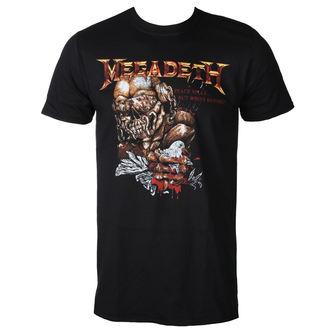 t-shirt metal men's Megadeth - PEACE SELLS BUT WHO'S BUYING - PLASTIC HEAD, PLASTIC HEAD, Megadeth