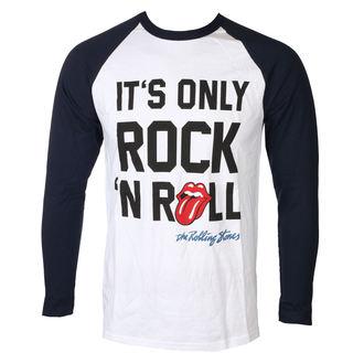 t-shirt metal men's Rolling Stones - Only Rock n Roll - ROCK OFF, ROCK OFF, Rolling Stones