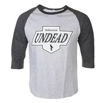 t-shirt metal men's Hollywood Undead - L.A. CREST - PLASTIC HEAD, PLASTIC HEAD, Hollywood Undead