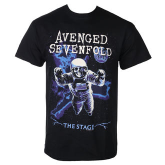t-shirt metal men's Avenged Sevenfold - POLARISED ASTRONAUT - PLASTIC HEAD, PLASTIC HEAD, Avenged Sevenfold