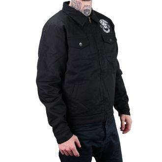 spring/fall jacket - BEER BARON - BLACK HEART