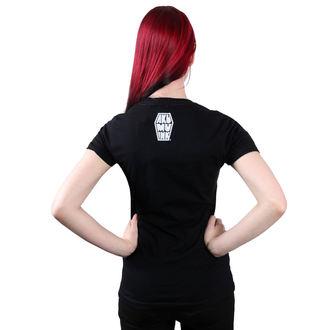 t-shirt hardcore women's - Locked In - Akumu Ink, Akumu Ink