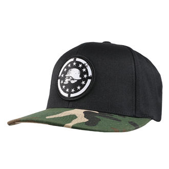cap METAL MULISHA - REBELLION, METAL MULISHA