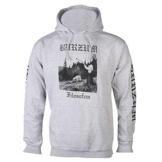 hoodie men's Burzum - FILOSOFEM 3 2018 - PLASTIC HEAD, PLASTIC HEAD, Burzum