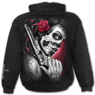 hoodie men's - DEATH PISTOL - SPIRAL, SPIRAL