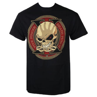 t-shirt metal men's Five Finger Death Punch - Decade Of Destruction - ROCK OFF, ROCK OFF, Five Finger Death Punch