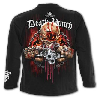 t-shirt metal men's Five Finger Death Punch - Five Finger Death Punch - SPIRAL, SPIRAL, Five Finger Death Punch
