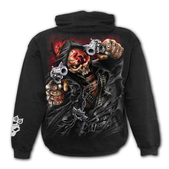 hoodie men's Five Finger Death Punch - Five Finger Death Punch - SPIRAL, SPIRAL, Five Finger Death Punch