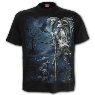 t-shirt men's - RAVEN QUEEN - SPIRAL - K056M101