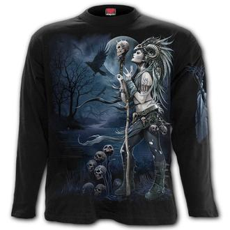t-shirt men's - RAVEN QUEEN - SPIRAL - K056M301