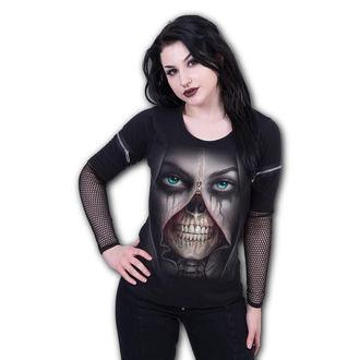 t-shirt women's - ZIPPED - SPIRAL, SPIRAL