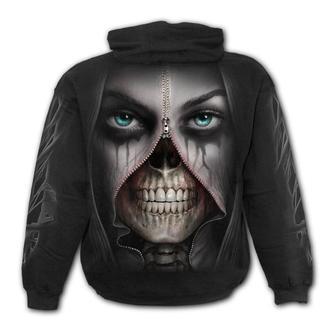 hoodie men's - ZIPPED - SPIRAL, SPIRAL