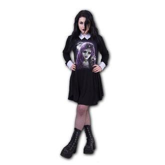 Women's dress SPIRAL - GOTH DOLL - PeterPan, SPIRAL