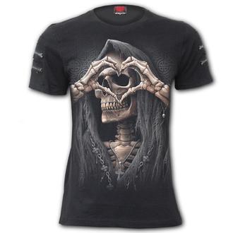 t-shirt men's - DARK LOVE - SPIRAL, SPIRAL