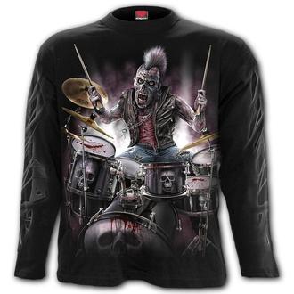 t-shirt men's - ZOMBIE BACKBEAT - SPIRAL, SPIRAL
