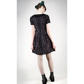 Women's dress DISTURBIA - Kosmos Collared, DISTURBIA