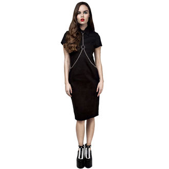 Women's dress DISTURBIA - Mercury, DISTURBIA