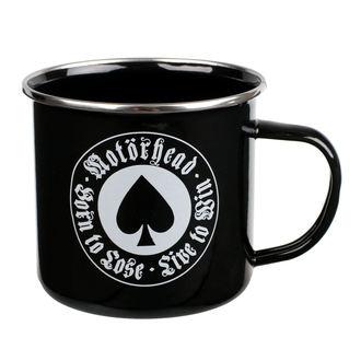 Enamel Mug Motörhead - Born to Lose, Motörhead