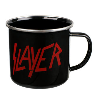 Enamel Mug Slayer - Logo, NNM, Slayer
