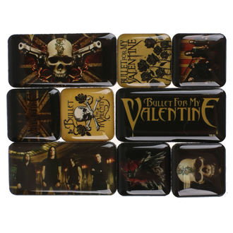 Magnet (set) Bullet For My Valentine, Bullet For my Valentine