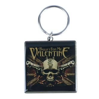 Key ring (pendant) Bullet For My Valentine, Bullet For my Valentine
