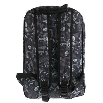 Backpack BOB MARLEY - COLLAGE - RSBMCOL01