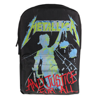 Backpack METALLICA - JUSTICE FOR ALL, Metallica