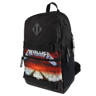 Backpack Metallica - MASTER OF PUPPETS, Metallica