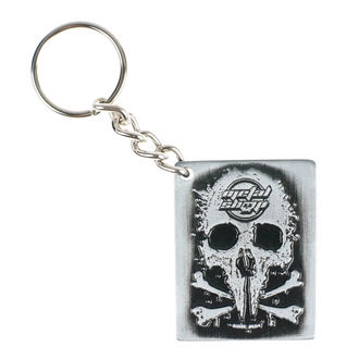 Key ring (pendant) METALSHOP - double-sided, METALSHOP.CZ