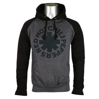 hoodie men's Red Hot Chili Peppers - Black Asterisk - NNM, NNM, Red Hot Chili Peppers