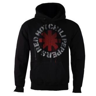 hoodie men's Red Hot Chili Peppers - Stencil -, Red Hot Chili Peppers