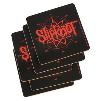 Coasters SLIPKNOT - ROCK OFF, ROCK OFF, Slipknot