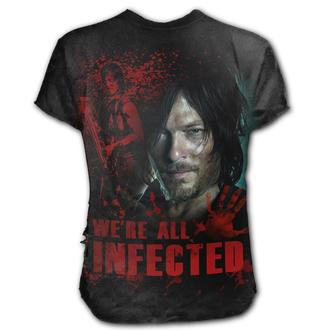 film t-shirt men's The Walking Dead - DARYL - SPIRAL, SPIRAL