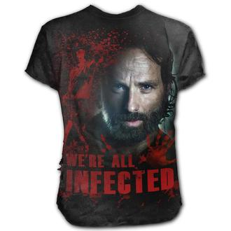film t-shirt men's The Walking Dead - RICK - SPIRAL, SPIRAL