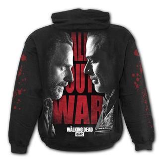 hoodie men's The Walking Dead - ALL OUT WAR - SPIRAL, SPIRAL