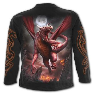 t-shirt men's - AWAKE THE DRAGON - SPIRAL, SPIRAL