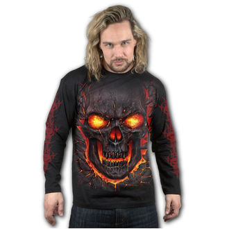 t-shirt men's - SKULL LAVA - SPIRAL, SPIRAL